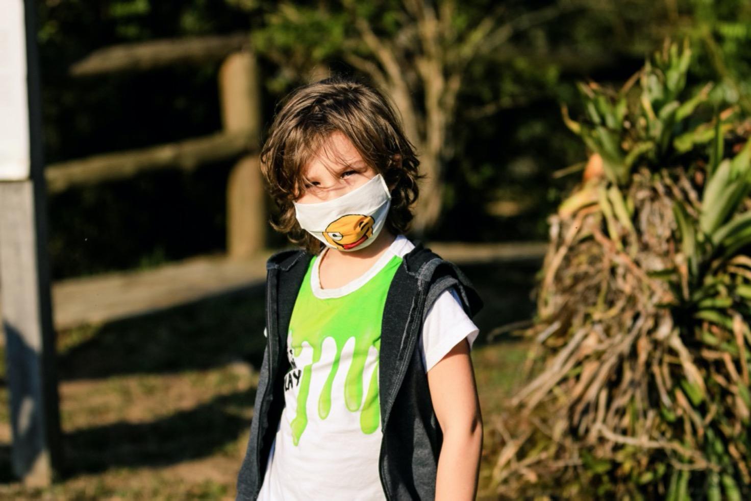 Cuidados com a Pandemia nos parques